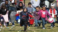 PHOTOS: Easter Egg Extravaganza