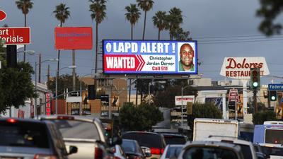 Dorner case: Another donor withdraws reward money