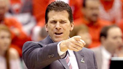 UCLA hires Steve Alford as basketball coach