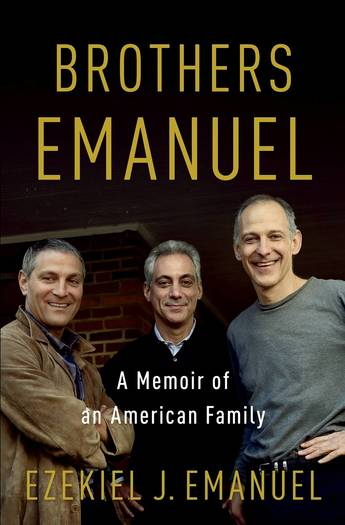 "Cover of ""Brothers Emanuel"""
