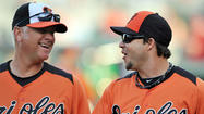 The Orioles are down to one roster decision: Steve Pearce or Conor Jackson for the reserve infielder-outfielder role.