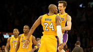 Kobe Bryant and Steve Nash will play Saturday against the Sacramento Kings, Coach Mike D'Antoni said after the Lakers' morning shoot-around.