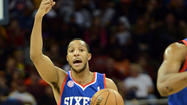 CLEVELAND -- Evan Turner returned to the state where he played his college ball and helped dispose of the Cleveland Cavaliers on Friday in the Philadelphia 76ers' 97-87 victory at Quicken Loans Arena.