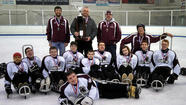 The Sitting Bulls disabled sled hockey team finished second in the USA Hockey National Disabled Hockey Festival recently in Philadelphia.