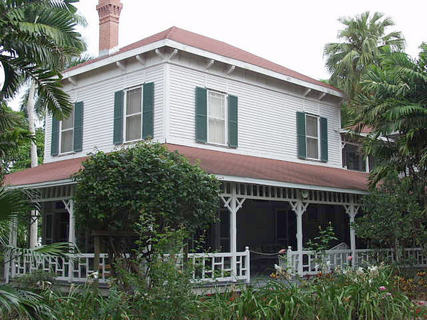 Florida Museum Guide: Edison and Ford Winter Estates, Fort Myers - Edison and Ford Winter Estates in Fort Myers