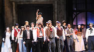 Les Miserables at Freedom High School