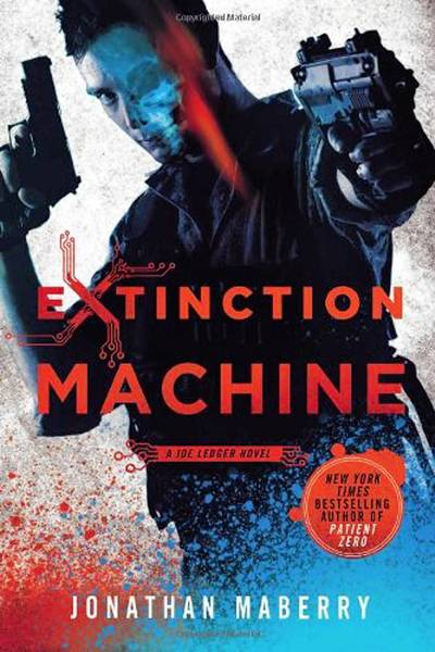 Jonathan Maberry signs copies of 'Extinction Machine' at 7 p.m. Friday at the Doylestown Bookshop.