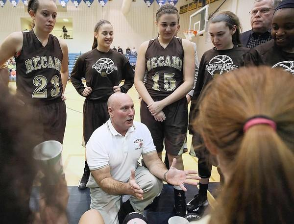 Bethlehem Catholic is The Morning Call girls basketball team of the year.