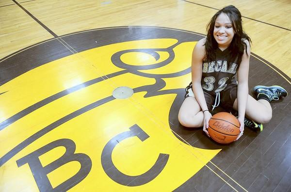 Kalista Walters of Bethlehem Catholic is The Morning Call's girls basketball player of the year.