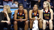 BRIDGEPORT, Conn. — The fourth-seeded Maryland women's basketball team has relied on junior forward Alyssa Thomas for much of the season to overcome injuries and inexperience throughout the rest of the roster.