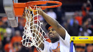 "WASHINGTON — A year ago, <a href=""http://data.baltimoresun.com/maryland-recruiting/highschool/?p=1028"">C.J. Fair</a> and top-seeded Syracuse left Boston's TD Garden unfulfilled after losing to No. 2 seed Ohio State in the NCAA tournament's East Regional final. Fair had done little to help, taking just two shots and scoring eight points in a seven-point loss to the Buckeyes."