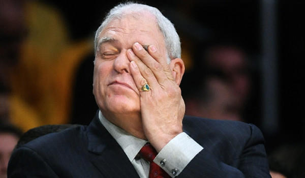 Phil Jackson, shown coaching the Lakers in 2011, waited a little to long before becoming involved in the UCLA coaching search.