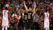 Wichita State in Final Four for 1st time since '65