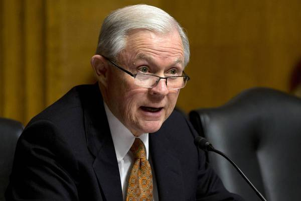 "Sen. Jeff Sessions (R-Ala.) expressed concern about a deal over wages for immigrant workers: ""There is no doubt that such a plan will reduce Americans' wages and job prospects."""