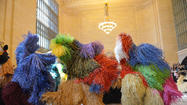 Nick Cave's Heard Of Horses Installation