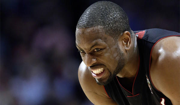 Dwyane Wade and the Miami Heat may not have set the record for longest winning streak in NBA history, but they are still the top-ranked team in The Times' standings.