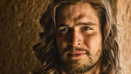 """The Bible,"" History's 10-hour miniseries, concludes its run Easter night. The final two hours, starting at 8, depict Jesus' crucifixion and resurrection as well as the lives of the early disciples."