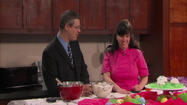 "Melissa Keister of ""Sweet Keister's"" in Vinton shares her Fruit Salad and Coconut Cupcake recipes"