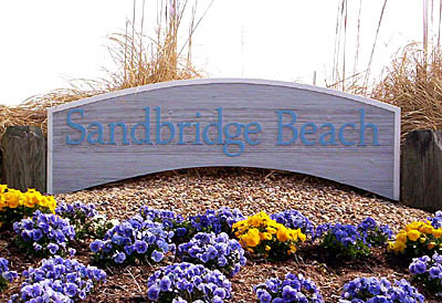Virginia beaches - Sandbridge Beach