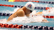 Cordes 'Beamonesque' at NCAA swim meet