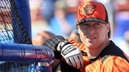 SARASOTA, Fla. – Because of the surplus of minor league outfield depth the Orioles have, outfielders Xavier Avery and Lew Ford will open the season at Double-A Bowie, executive vice president Dan Duquette said Sunday.