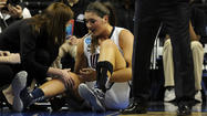 — Aches and pain may cause them strain, but injuries failed to slow UConn's dash to an eighth straight Elite Eight.