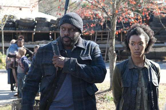 Tyreese (Chad Coleman) is heading back to prison