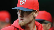Stephen Strasburg is ready for his first big league season without restrictions.
