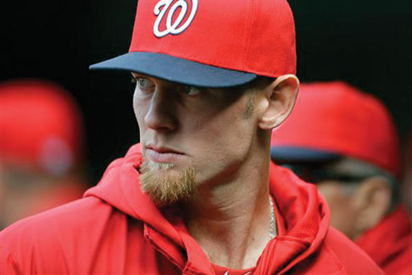 Washington starting pitcher Stephen Strasburg has battled injuries and restrictions as much as opposing teams in his major league career. Today, he will have a clean slate when he makes the Opening Day start against Miami.