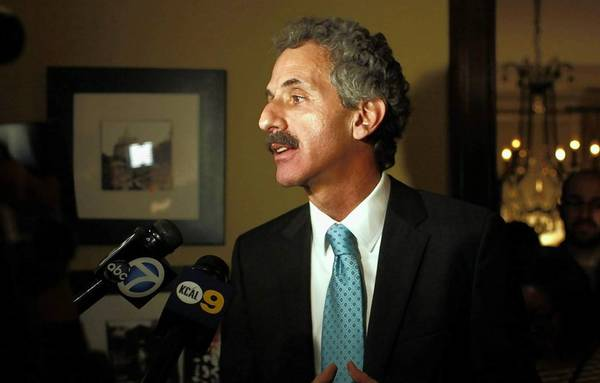 "Mike Feuer said he checked with a high-level Ethics Commission staffer who advised him that his financial arrangement with a campaign consultant was ""a legitimate agreement that complied with the rules."""