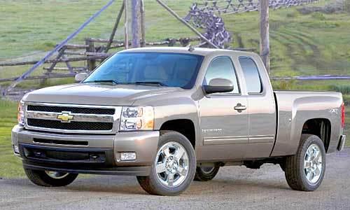 #20. 2009 Chevrolet Silverado