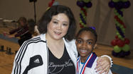 LOCAL GYMNAST WINS STATE ALL AROUND TITLE FOR THE THIRD YEAR IN A ROW!