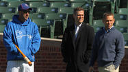 <strong>Cubs manager Dale Sveum and team president Theo Epstein</strong> believe the Cubs will take a big step forward this season, and I'm thinking, I guess losing only 90 games would be a big step.