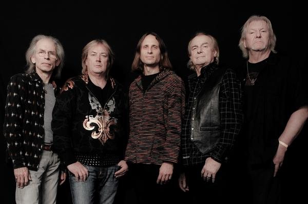 Yes performs songs from two early 1970s albums Friday at MGM Grand at Foxwoods.