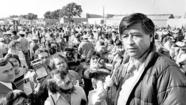"A controversy over Easter Sunday's Google doodle for California f<a href=""http://articles.latimes.com/keyword/cesar-chavez"">arm labor leader Cesar Chave</a>z shows no signs of letting up."