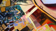 """City of Gold: Works by Dara Alter"" will be at the Chase Family Gallery at Mandell Jewish Community Center, 335 Bloomfield Ave. in West Hartford, until Friday, April 26."