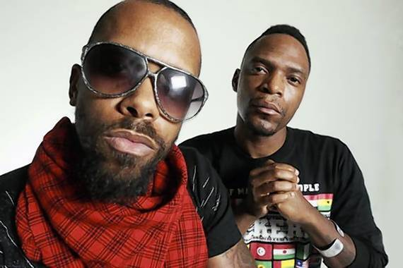 Dead Prez headlines a concert Saturday as part of the Trinity International Hip Hop Festival April 4-6 at Trinity College in Hartford.
