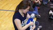 All students at Alanson High School were recently certified in first aid, cardio-pulmonary resuscitation, and the proper use of the automated external defibrillator.