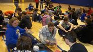 Alanson Students learn CPR