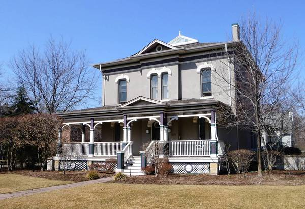 North Central College recently purchased the home at 409 E. Chicago Ave., where President Troy Hammond will reside.