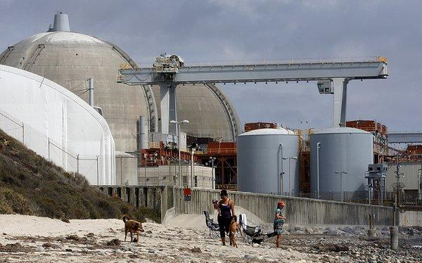 The San Onofre nuclear plant has been shut down for more than a year. Plant operator Southern California Edison has submitted a draft request for a license amendment to allow one of the plant's two units to operate at 70% power.