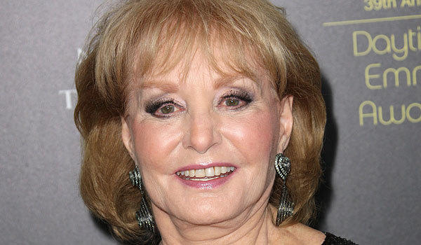 Barbara Walters in June 2012.