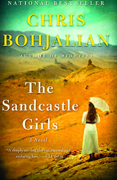 """The Sandcastle Girls"" by Chris Bohjalian"