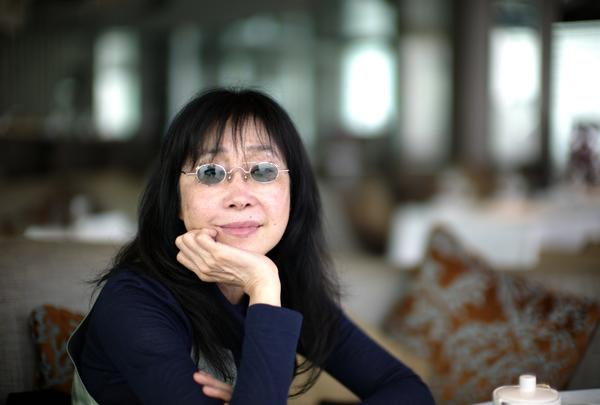 "Hong Kong film director Mabel Cheung, whose short film ""Indigo"" is part of ""Beautiful 2013."""