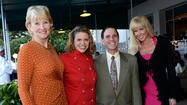 Gale Butler, Vice President of Corporate Affairs for AutoNation; Chef Michelle Bernstein, Dennis Haas, President and CEO of ARC Broward; and Jen Klaassens, Vice President of Programs for The Wasie Foundationd