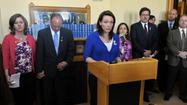 Pictures: Newtown Parents, Legislators Speak On Gun Laws