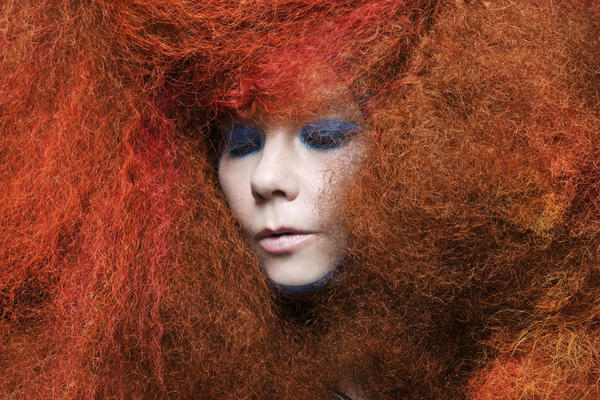 Bjork will play the Hollywood Bowl on June 11.
