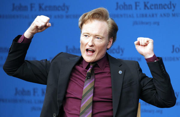 Turner Broadcasting has renewed Conan O'Brien's show through November 2015.