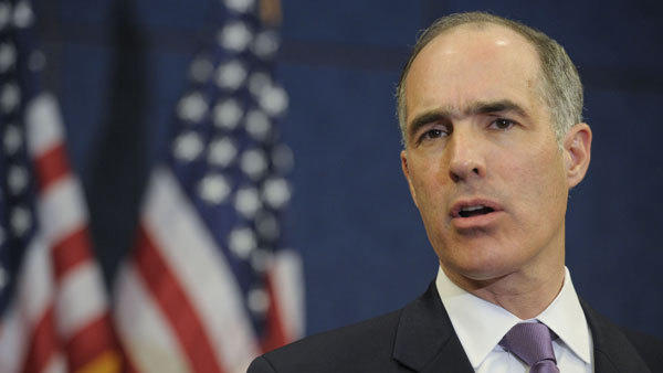 Sen. Bob Casey has announced his support for gay marriage in an interview with The Morning Call.