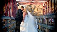 Wedded: Rebecca Bressi and Eric Wozniak